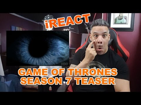 Game of Thrones Season 7: Official Tease: Sigils REACTION!!!