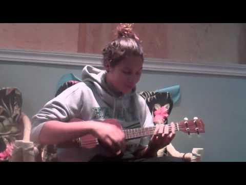 Drivin' Me Wild (Remix) - Jenna Robinson (Ukulele Cover) Common feat. Lily Allen