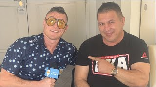 Javier Mendez Thinks Daniel Cormier is Next Michael Strahan; Khabib Coaching Update