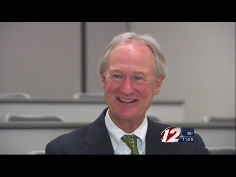 Lincoln Chafee officially launches 2016 presidential bid