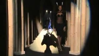Lady Gaga   Government Hooker Born This Way Live (Preview at Thierry Mugler Womenswear AutumnWinter)