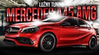 Luźny Tuning: Mercedes A45 AMG - NFS: Payback
