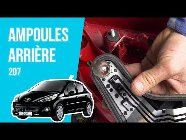 FITS PEUGEOT 207 /& Arrière 208 engine mount
