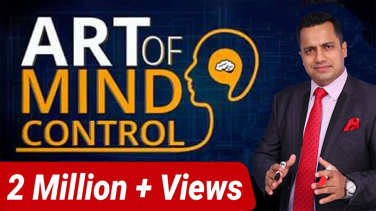 Art Of Mind Control, Mind Management & Mind Power Secret In Hindi by Vivek Bindra