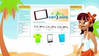 Cariszone.com Çizgi Film Reklam