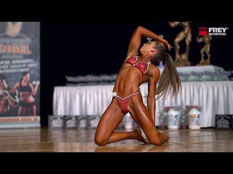 Int. Deutsche Meisterschaft 2016 | Frauen Figur | Joelle Müller