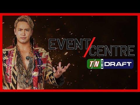 TownNation Universe Mode: THE DRAFT! (WWE 2K19 Universe Mode