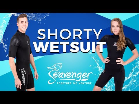 0fd7eaebe2 Gear up for your next underwater adventure with the Seavenger 3mm Neoprene  Shorty.