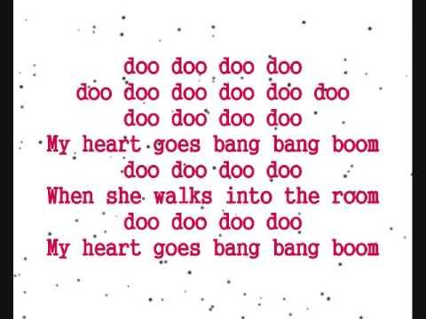 Bang Bang Boom - The Moffatts Lyrics