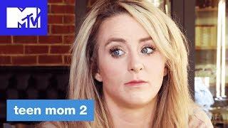 'Will Leah Stay In School?' Deleted Scene | Teen Mom 2 (Season 8) | MTV