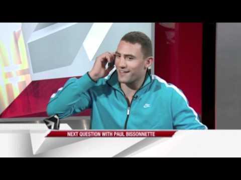 Hilarious Paul Bissonnette on OTR