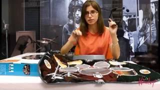 Müzik Seven Çocuklara: Hamleys Drum Kit Playmat