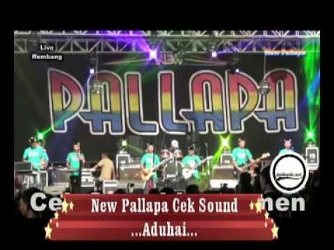 CEK SOUND New Pallapa Aduhai