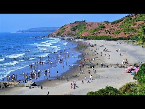 Vagator Beach - Goa, India