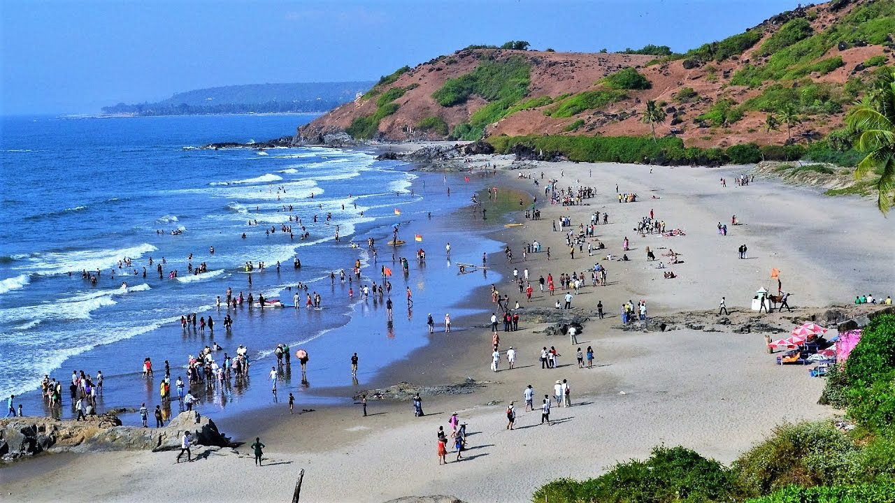 Vagator Beach - Goa, India - Youtube-9611