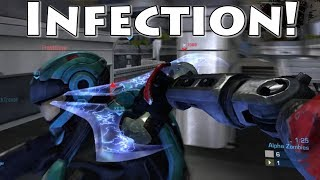 Halo Reach In 2018! Alpha Zombies Infection