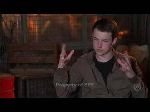 "Don't Breathe: Dylan Minnette ""Alex"" Behind the Scenes Movie Interview"