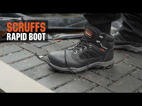 Scruffs Rapid Waterproof Safety Boots