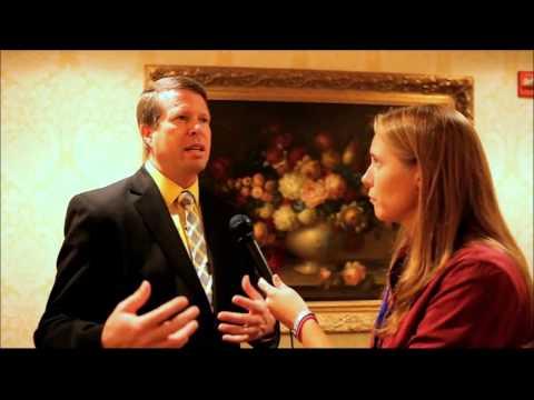 Jim Bob Duggar Interview with Krystal Heath