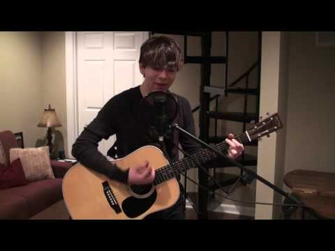 Tell Your Heart to Beat Again - Danny Gokey (LIVE Acoustic Cover by Drew Greenway)