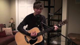 Tell Your Heart to Beat Again - Danny Gokey (Acoustic Cover by Drew Greenway)