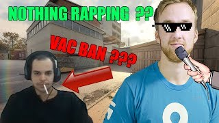 WHEN CSGO PLAYERS FART AND RAP!! ft.N0thing