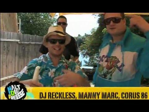 MANNY MARC, CORUS 86 & DJ RECKLESS HALT DIE FRESSE 01 NR. 18 (OFFICIAL VERSION AGGROTV)