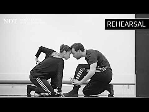 Rehearsal - The Statement - Crystal Pite - NDT 1 Parade