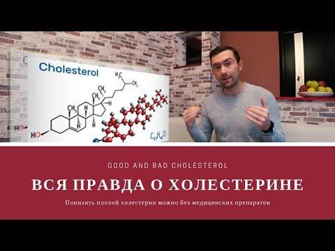 Вся правда о холестерине! Плохой и хороший холестерин |  Good and Bad Cholesterol