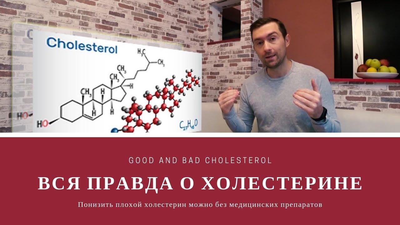 Все про холестерин: норма в крови, как снизить, советы и рекомендации