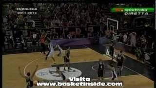 Sportitalia e la magia di Gianluca Basile in Bilbao-Cantù thumbnail