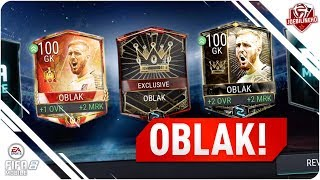 Fifa mobile i got 100 oblak #fifamobile pre-season ultimate pack opening & preseason coin packs