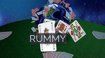 Rommé Multiplayer Kartenspiel (DE / Landscape)