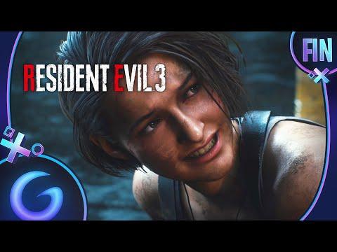 RESIDENT EVIL 3 REMAKE FR #FIN : Le Nemesis !
