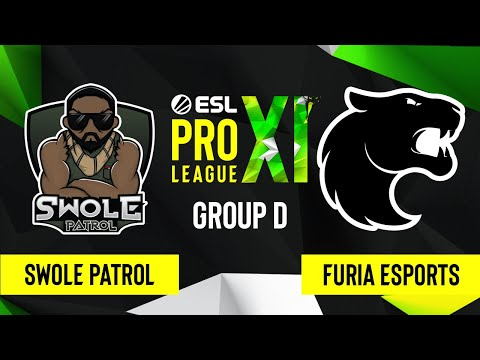 FURIA vs Swole Patrol vod