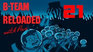 B-team reloaded with Pan #21 - Марс