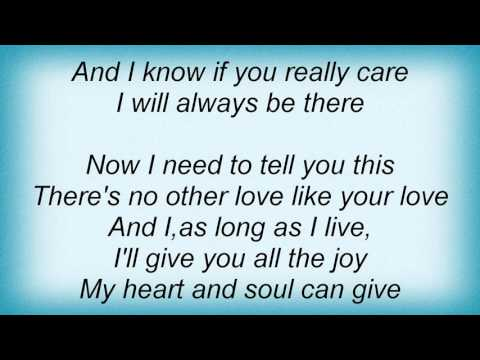 Lionel Richie - Truly Lyrics