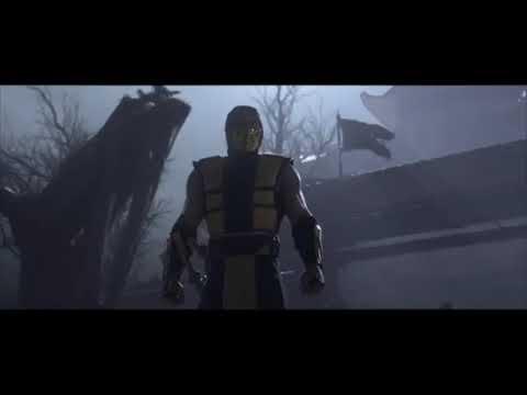 Mortal Kombat  trailer with MKX theme (Chop Suey)