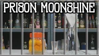 MAKING PRISON STYLE MOONSHINE