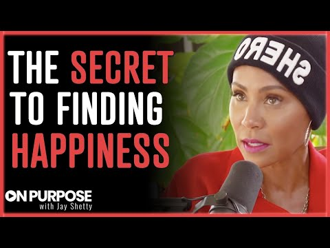 Jada Pinkett Smith : ON How To Heal Your Past & Love Yourself Again