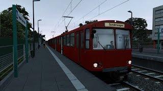 Lets Play Train Simulator 2016 [60 FPS] Die neue Linie U5 in Frankfurt