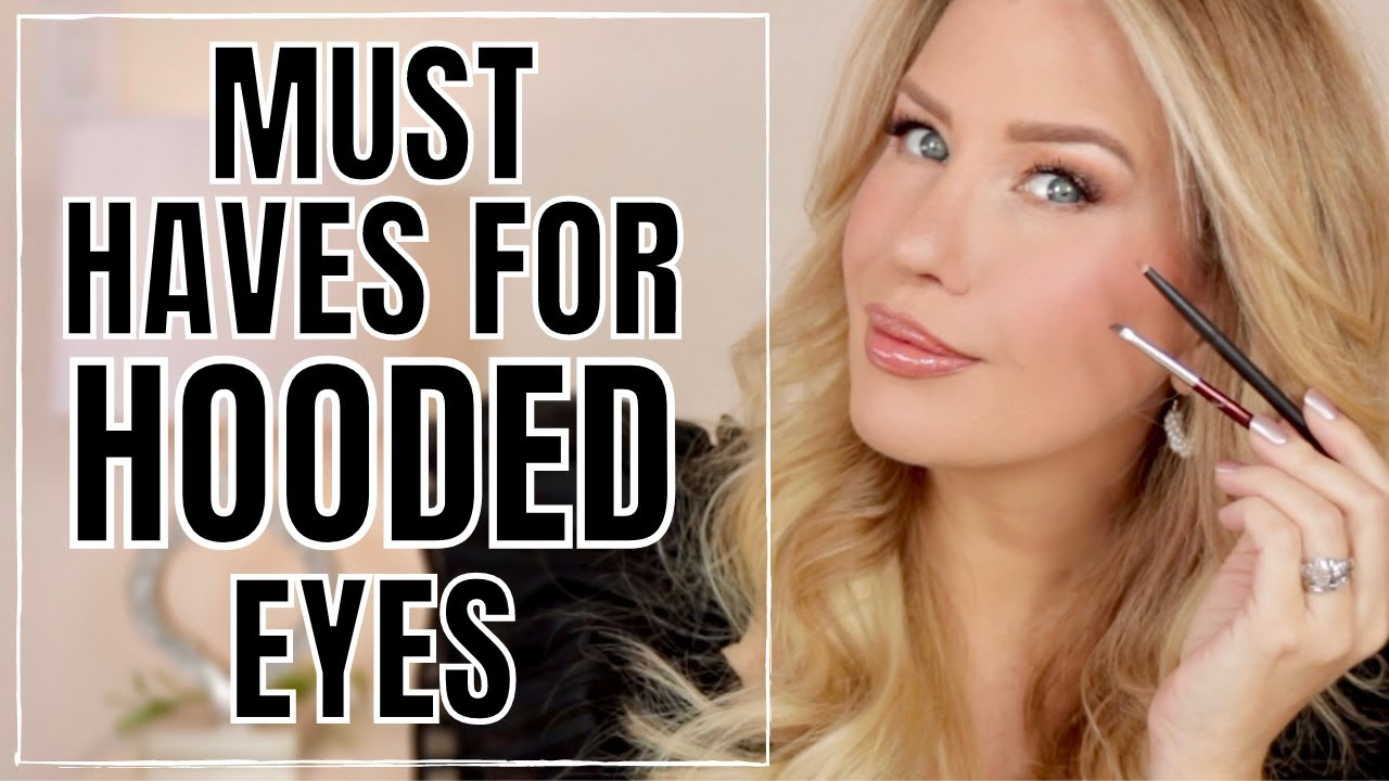 Hooded Eye MUST HAVES | The BEST Products For Your Most Flattering Look