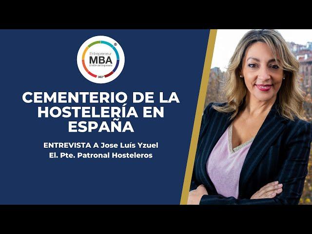 ¿Dónde están las ayudas a la hostelería? | ENTREVISTA A Jose Luís Yzoel.