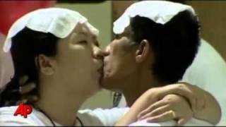Конкурс на самый длинный поцелуй