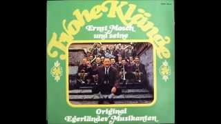 Ernst Mosch & Egerländer Musikanten - Frohe Klänge (1970)