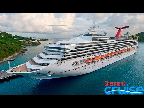 Carnival Sunshine Deck Plan Decoder