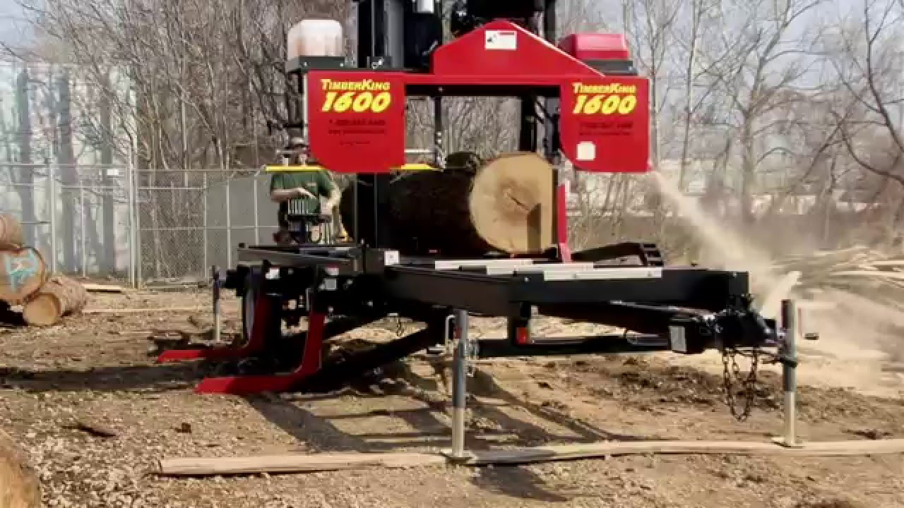 Timberking 2000