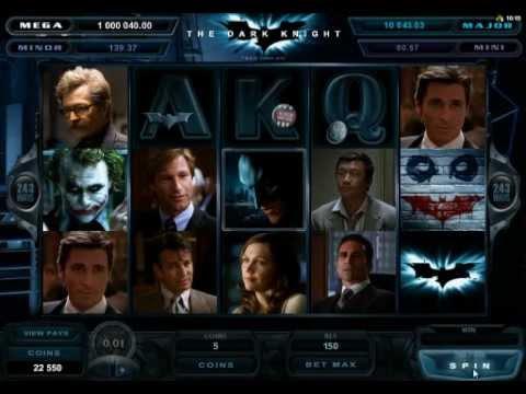 Dark Knight Slot Machine