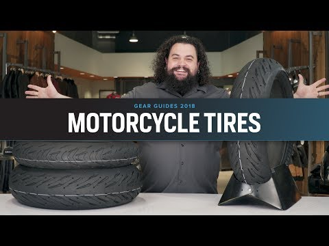 Best Motorcycle Tires 2018 at RevZilla.com