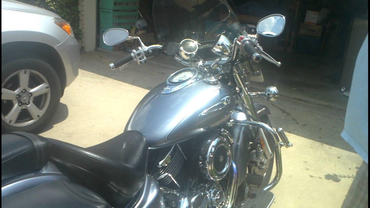Yamaha Silverado Classic